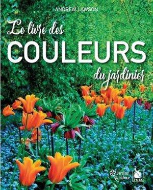 Le livre des couleurs du jardinier - ysec - 9782846733397 -