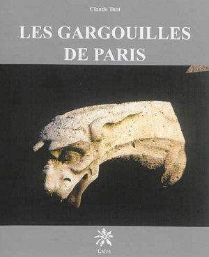 Les gargouilles de Paris - creer - 9782848195643 -