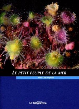 Le petit peuple de la mer - Le Télégramme - 9782848332598 -