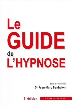 Le guide de l'hypnose - in press - 9782848355542 -