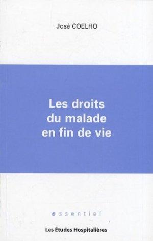 Les droits du malade en fin de vie - LEH édition - 9782848740713 -