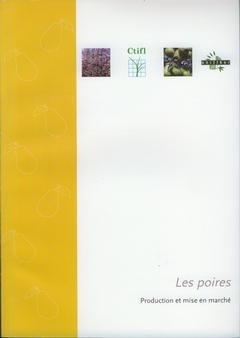 Les poires - ctifl - 9782848750026 -