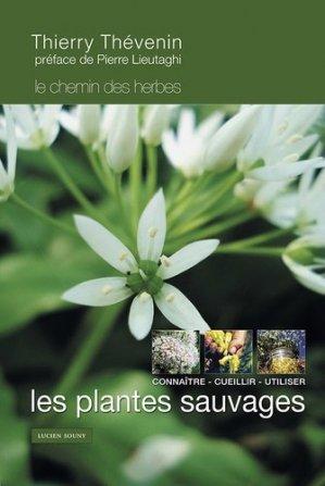 Les plantes sauvages - lucien souny - 9782848867977 -