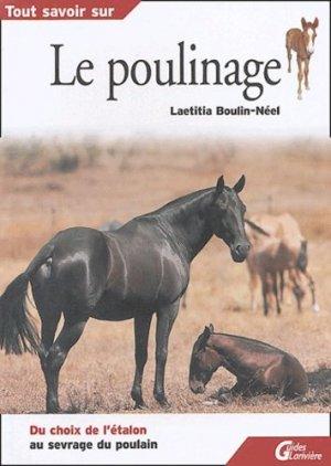 Le poulinage - lariviere - 9782848900315 -