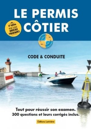 Le permis côtier - lariviere - 9782848901855 -