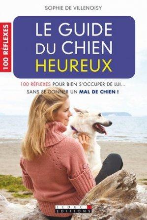 Le guide du chien heureux - leduc - 9782848995052 -