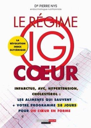 Le régime IG coeur - leduc - 9782848996455 -
