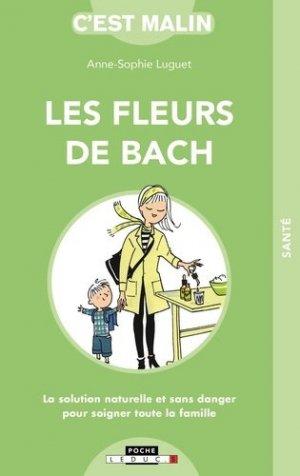 Les fleurs de Bach c'est malin - leduc - 9782848997292 -
