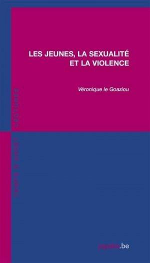 Les jeunes, la sexualité et la violence - fabert - 9782849225547 -