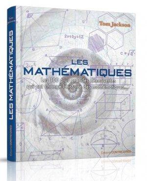 Les mathématiques - contre dires - 9782849335307 -