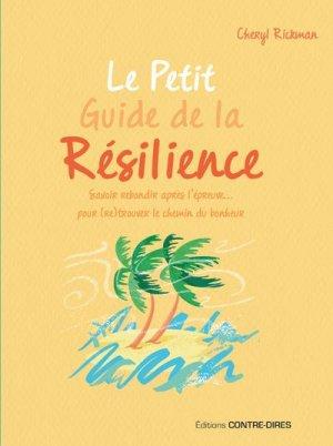 Le petit guide de la résilience - contre dires - 9782849335369 -