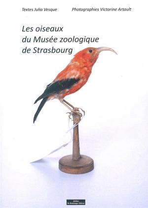 Les oiseaux du musée zoologique de Strasbourg - Jérôme Do Bentzinger - 9782849606810 -
