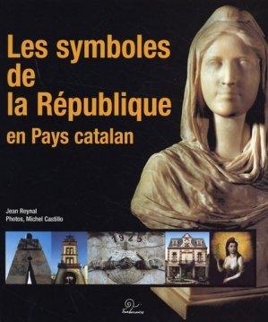 Les symboles de la République en Pays catalan - trabucaire - 9782849740491 -