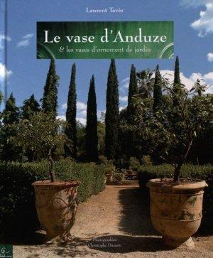 Le vase d'Anduze - trabucaire - 9782849742327 -