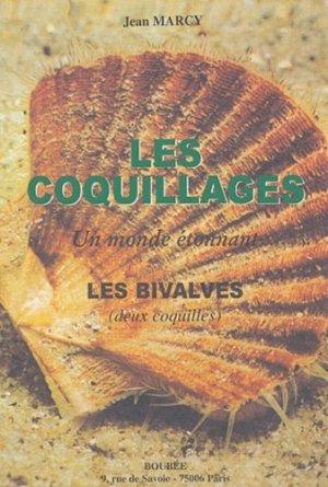Les coquillages Les Bivalves - boubee - 9782850040825 -