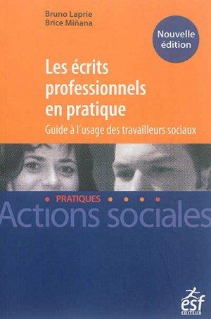 Les écrits professionnels en pratique - esf - 9782850862199 -