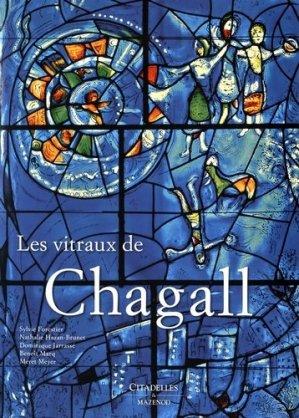 Les vitraux de Chagall - citadelles et mazenod - 9782850886898 -