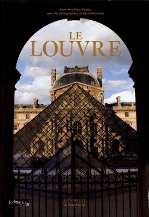 Le Louvre - citadelles et mazenod - 9782850888168 -