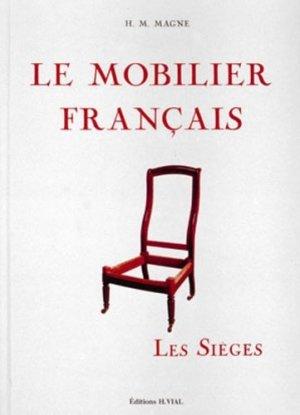 Le mobilier français - vial - 9782851010452 -