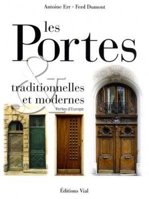 Les Portes traditionnelles et modernes - vial - 9782851010995 -