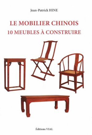 Le mobilier chinois - vial - 9782851011138 -
