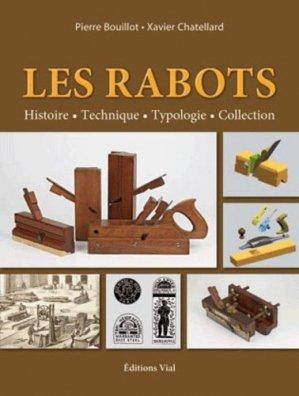 Les rabots - vial - 9782851011152 -