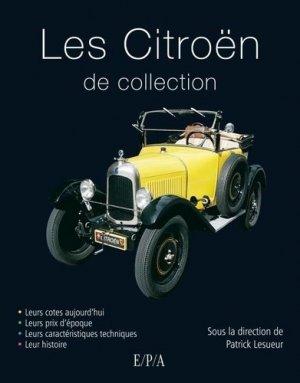 Les Citroën de Collection - epa - 9782851207388 -