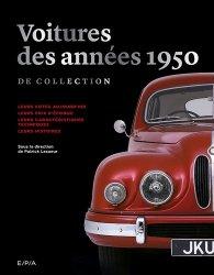 Les voitures de collection des années 50 - epa - 9782851209122 -