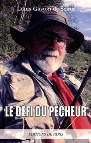Le défi du pêcheur - de paris / max chaleil - 9782851622679 -