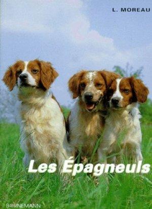 Les Épagneuls - bornemann - 9782851825520 -