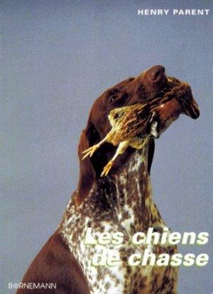 Les chiens de chasse - bornemann - 9782851825926 -
