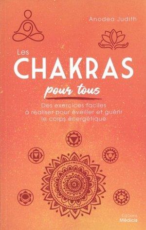 Le guide pratique des chakras - médicis - 9782853276917 -