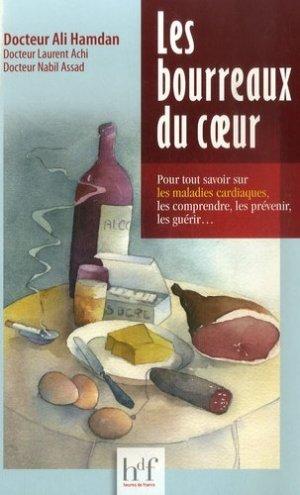 Les bourreaux du coeur - heures de france - 9782853853026 -