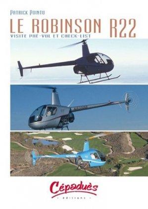Le Robinson r22 visite pre-vol et check-list - cepadues - 9782854287240 -