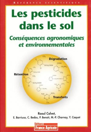 Les pesticides dans le sol - france agricole - 9782855571195 -