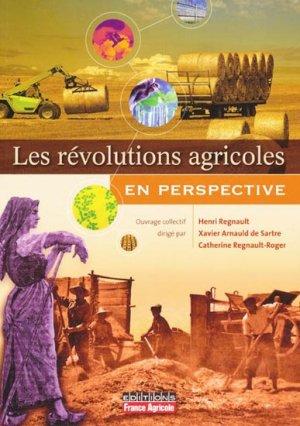 Les révolutions agricoles en perspectives - france agricole - 9782855572246