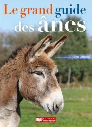 Le grand guide de l'âne - france agricole - 9782855572611 -