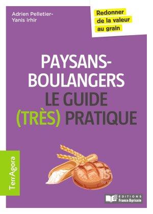 Paysans-boulangers - france agricole - 9782855576350 -