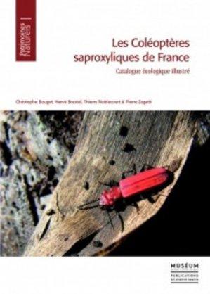 Les coléoptères saproxyliques de France - museum national d'histoire naturelle - mnhn - 9782856538401 -
