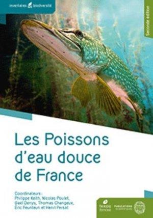 Les poissons d'eau douce de France - museum national d'histoire naturelle - mnhn - 9782856539361 -