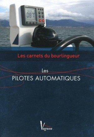 Le pilote automatique - vagnon - 9782857258049 -
