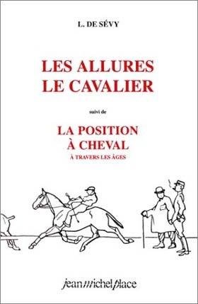 Les allures, le cavalier - jean michel place - 9782858931859 -