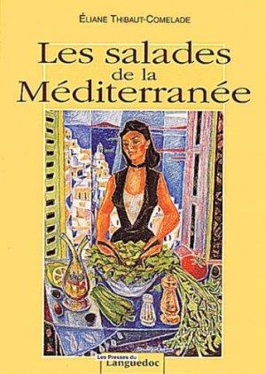 Les salades de la Méditerranée - Nouvelles Presses du Languedoc - 9782859982423 -