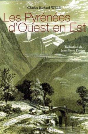 Les Pyrénées d'Ouest en Est - loubatieres nouvelles editions  - 9782862664019 -