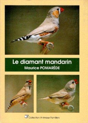 Le diamant mandarin - du point veterinaire - 9782863261002 -