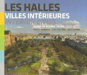 Les halles villes interieures - parentheses - 9782863641859 -