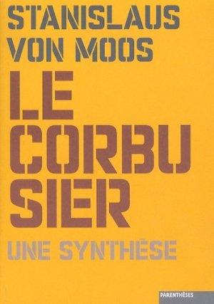 Le Corbusier - parentheses - 9782863642801 -
