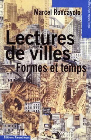 Lectures de villes - parentheses - 9782863646229 -