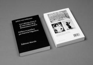 Les Cabinets d'art et de merveilles de la Renaissance tardive - Editions Macula - 9782865890736 -