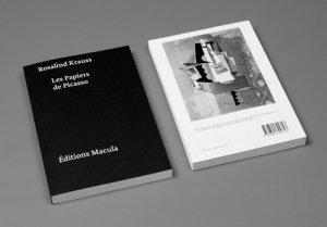 Les Papiers de Picasso - Editions Macula - 9782865890743 -